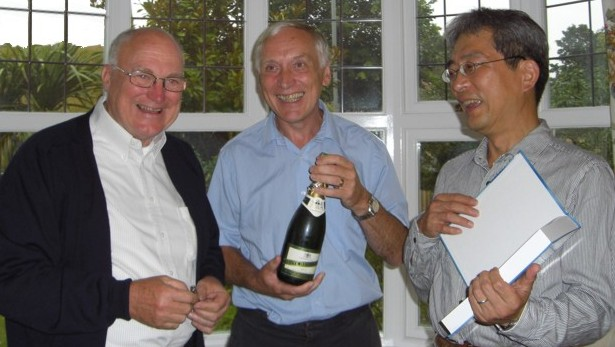 The HSPiP Team: Hansen, Abbott, Yamamoto